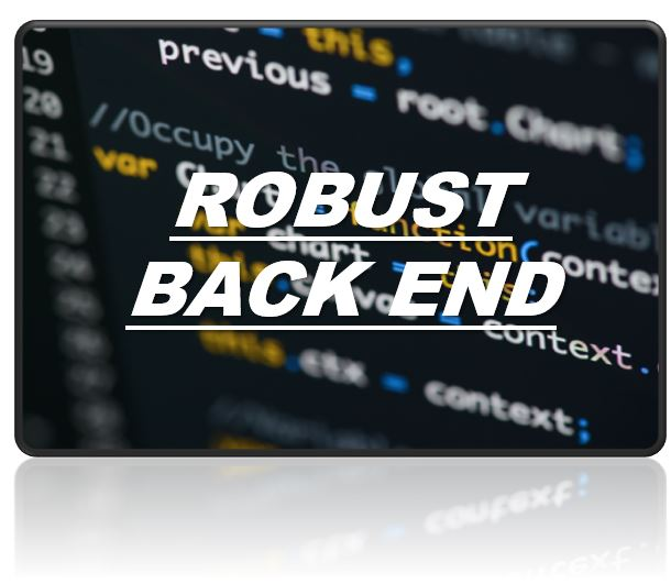 robust backend
